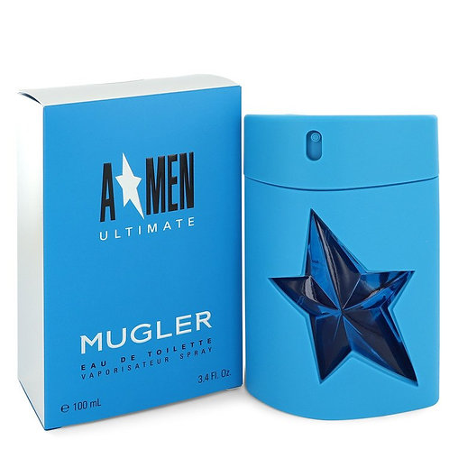 Angel Amen Ultimate by Thierry Mugler 3.4 oz Eau De Toilette Spray
