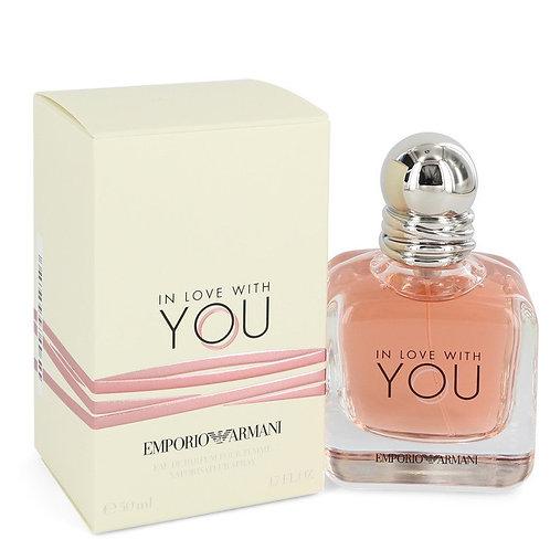 In Love With You by Giorgio Armani 1.7 oz Eau De Parfum Spray