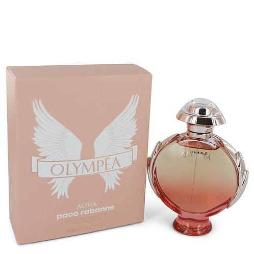 Olympea Aqua by Paco Rabanne 2.7 oz Eau De Parfum Legree Spray
