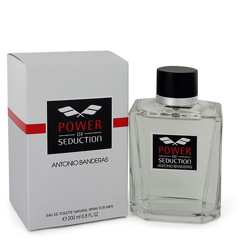 Power Of Seduction by Antonio Banderas 6.7 oz Eau De Toilette Spray