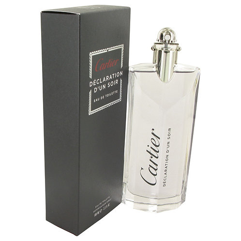 Declaration D'un Soir by Cartier 3.4 oz Eau De Toilette Spray