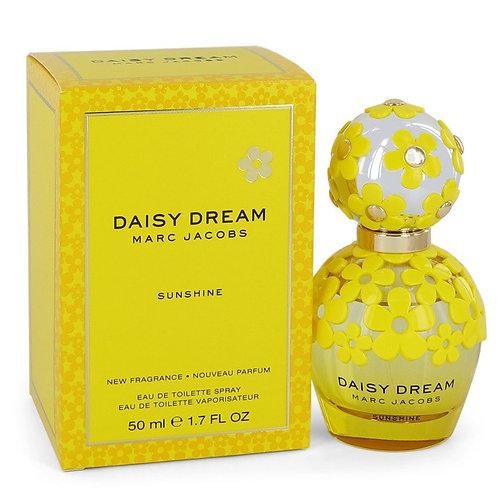 Daisy Dream Sunshine by Marc Jacobs 1.7 oz Eau De Toilette Spray