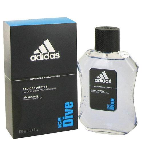 Adidas Ice Dive by Adidas 3.4 oz Eau De Toilette Spray