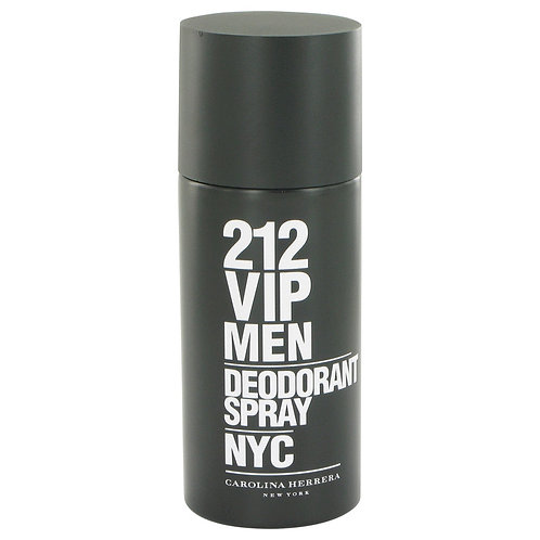 212 Vip by Carolina Herrera 5 oz Deodorant Spray