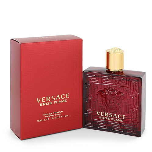 Versace Eros Flame by Versace 3.4 oz Eau De Parfum Spray