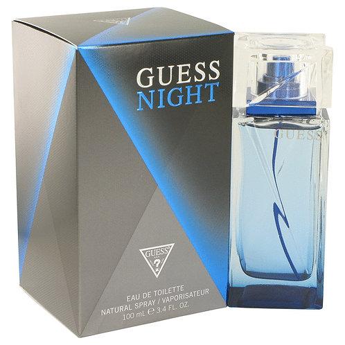Guess Night by Guess 3.4 oz Eau De Toilette Spray