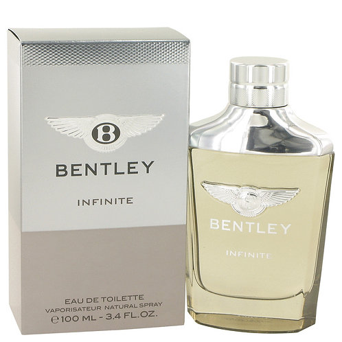 Bentley Infinite by Bentley 3.4 oz Eau De Toilette Spray