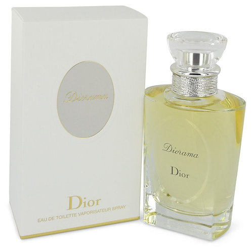 Diorama by Christian Dior 3.4 oz Eau De Toilette Spray