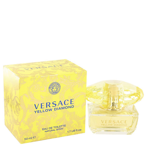 Versace Yellow Diamond by Versace 1.7 oz Eau De Toilette Spray for women