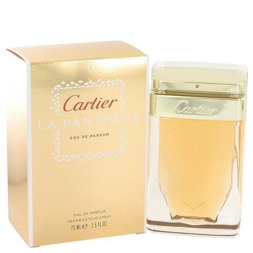 Cartier La Panthere by Cartier 2.5 oz Eau De Parfum Spray