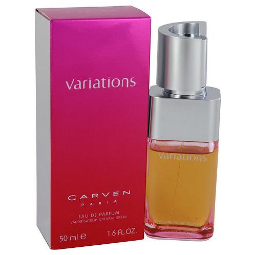 Variations by Carven 1.7 oz Eau De Parfum Spray