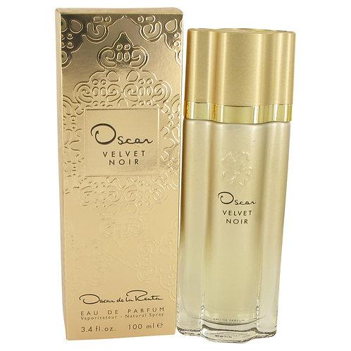 Oscar Velvet Noir by Oscar De La Renta 3.4 oz Eau De Parfum Spray