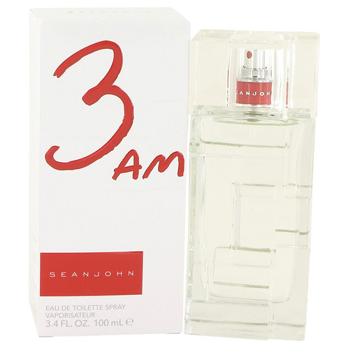 3Am Sean John by Sean John 3.4 oz Eau De Toilette Spray