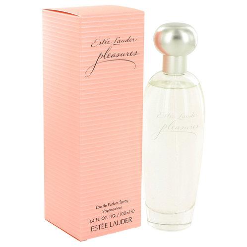 Pleasures by Estee Lauder 3.4 oz Eau De Parfum Spray