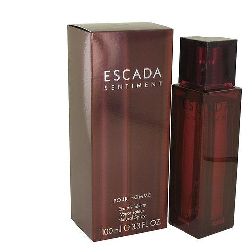 Escada Sentiment by Escada 3.4 oz Eau De Toilette Spray