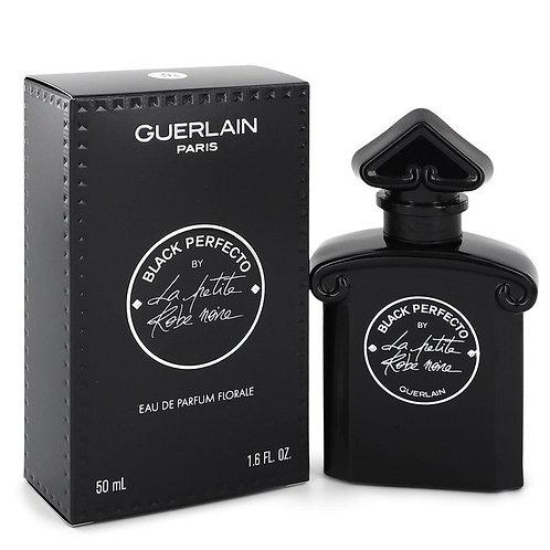 LaPetite Robe Noire Black Perfecto by Guerlain 1.6oz Eau De Parfum Florale Spray