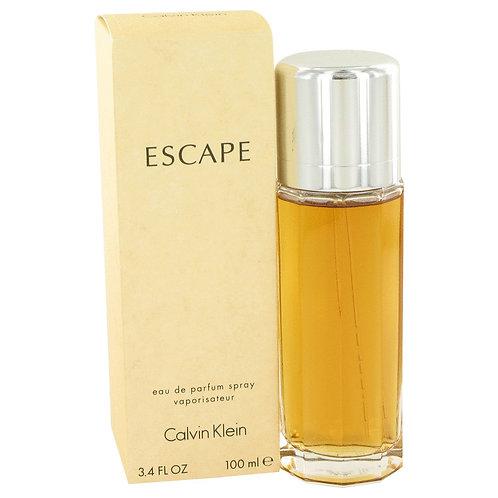 Escape by Calvin Klein 3.4 oz Eau De Parfum Spray