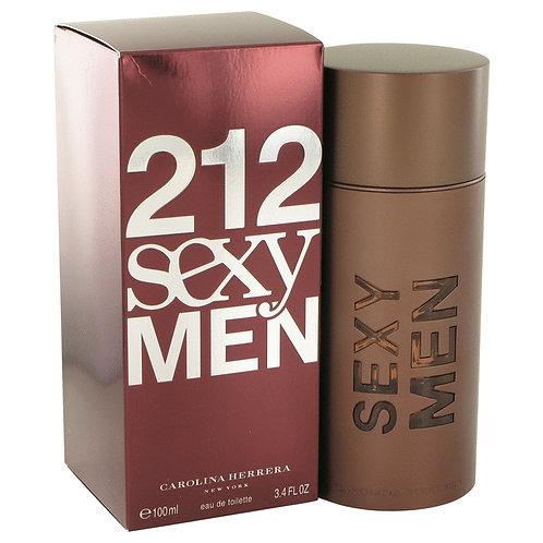 212 Sexy by Carolina Herrera 3.3 oz Eau De Toilette Spray
