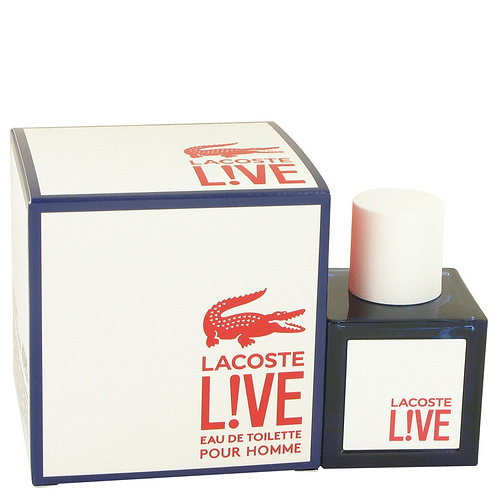 Lacoste Live by Lacoste 1.3 oz Eau De Toilette Spray