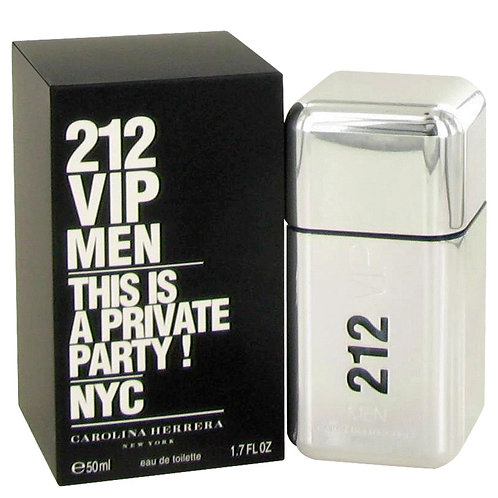 212 Vip by Carolina Herrera 1.7 oz Eau De Toilette Spray