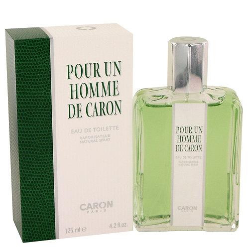Caron Pour Homme by Caron 4.2 oz Eau De Toilette Spray