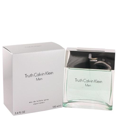 Truth by Calvin Klein 3.4 oz Eau De Toilette Spray