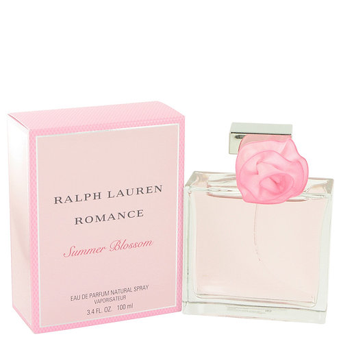 Romance Summer Blossom by Ralph Lauren 3.4 oz Eau De Parfum Spray