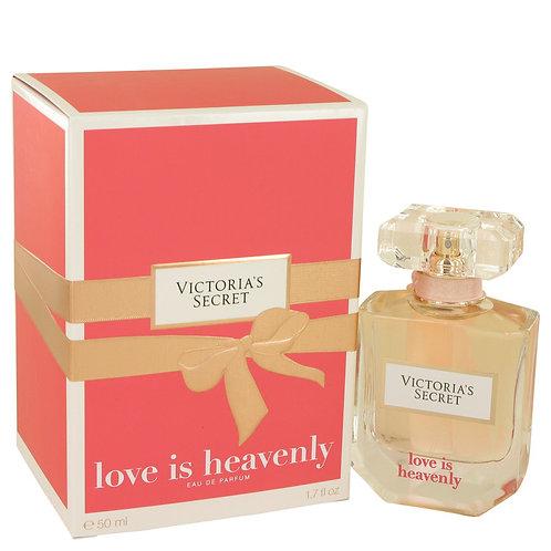 Love Is Heavenly by Victoria's Secret 1.7 oz Eau De Parfum Spray
