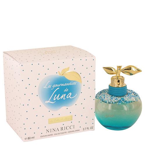Les Gourmandises De Lune by Nina Ricci 2.7 oz Eau De Toilette Spray