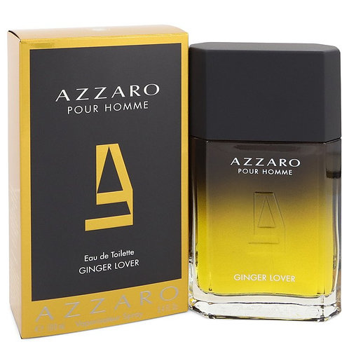 Ginger Love by Azzaro 3.4 oz Eau De Toilette Spray