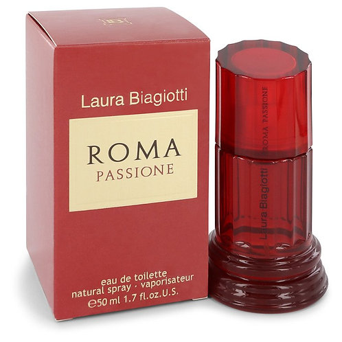 Roma Passione by Laura Biagiotti 1.7 oz Eau De Toilette Spray