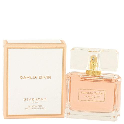 Dahlia Divin by Givenchy 2.5 oz Eau De Toilette Spray