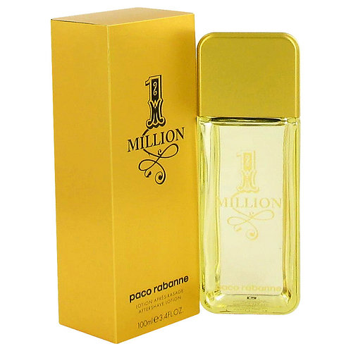 1 Million by Paco Rabanne 3.4 oz After Shave for men