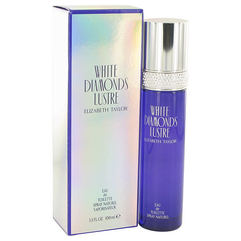 White Diamonds Lustre by Elizabeth Taylor 3.3 oz Eau De Toilette Spray