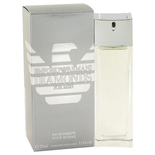 Emporio Armani Diamonds by Giorgio Armani 2.5 oz Eau De Toilette Spray