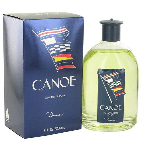 Canoe by Dana 8 oz Eau De Toilette / Cologne