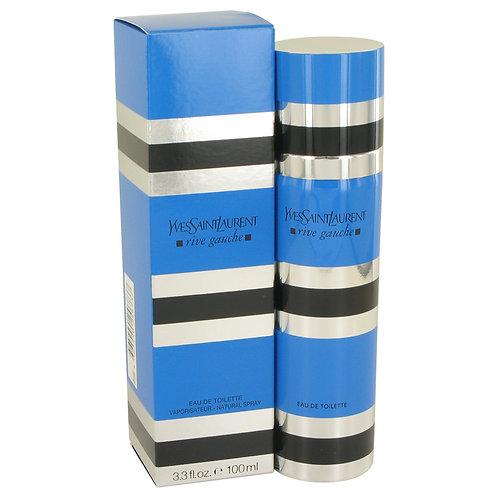 Rive Gauche by Yves Saint Laurent 3.3 oz Eau De Toilette Spray