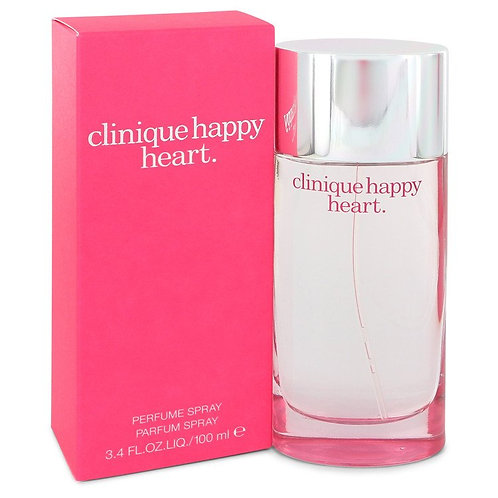 Happy Heart by Clinique 3.4 oz Eau De Parfum Spray