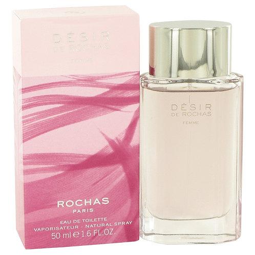 Desir De Rochas by Rochas 1.7 oz Eau De Toilette Spray