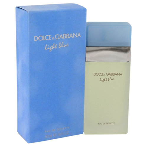 Light Blue by Dolce & Gabbana 1.7 oz Eau De Toilette Spray for women
