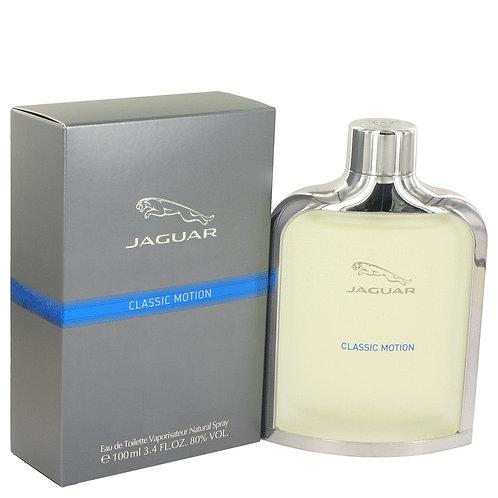 Jaguar Classic Motion by Jaguar 3.4 oz Eau De Toilette Spray
