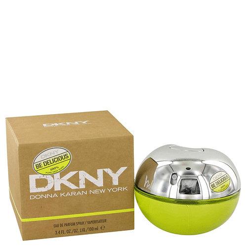 Be Delicious by Donna Karan 3.4 oz Eau De Parfum Spray