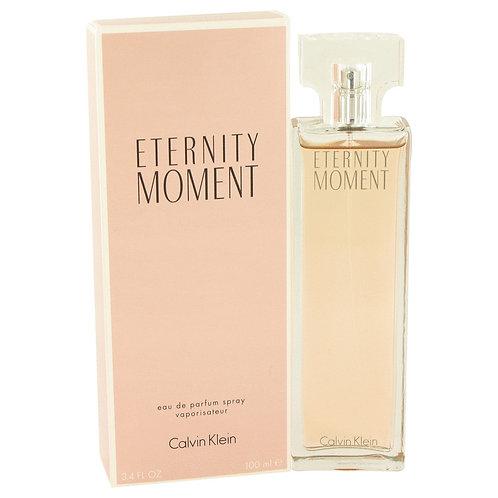 Eternity Moment by Calvin Klein 3.4 oz Eau De Parfum Spray