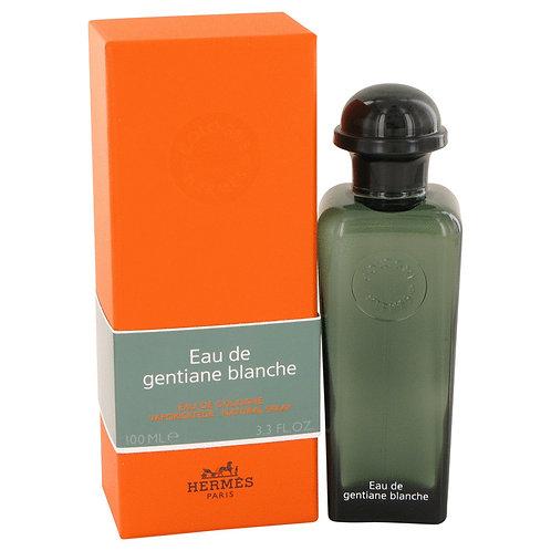 Eau De Gentiane Blanche by Hermes 3.3 oz Eau De Cologne Spray (Unisex)