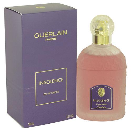 Insolence by Guerlain 3.3 oz Eau De Toilette Spray (New Packaging) for women
