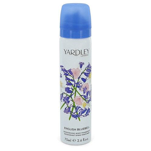 English Bluebell by Yardley London 2.6 oz Body Spray