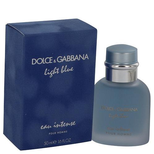 Light Blue Eau Intense by Dolce & Gabbana 1.7 oz Eau De Parfum Spray