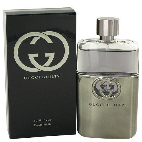 Gucci Guilty by Gucci, 5 oz Eau De Toilette Spray