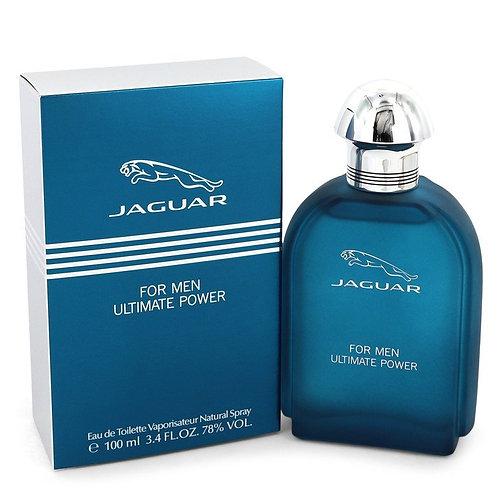 Jaguar Ultimate Power by Jaguar 3.4 oz Eau De Toilette Spray