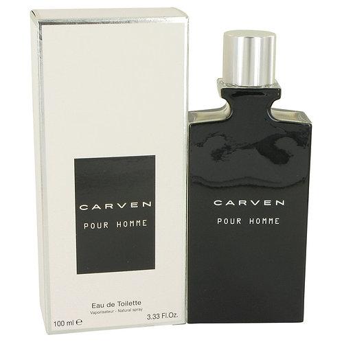 Carven Pour Homme by Carven 3.4 oz Eau De Toilette Spray